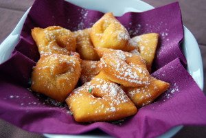 Les beignets de Mardi gras
