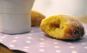 La recette des beignets au four