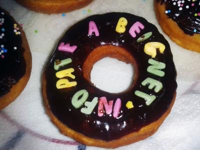 Donuts, beignets sucrés