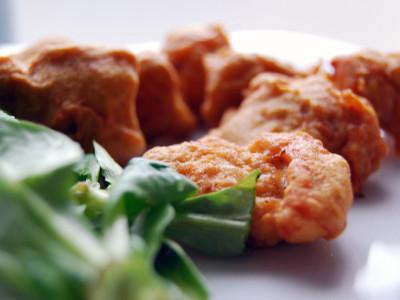 LA recette du poulet frit