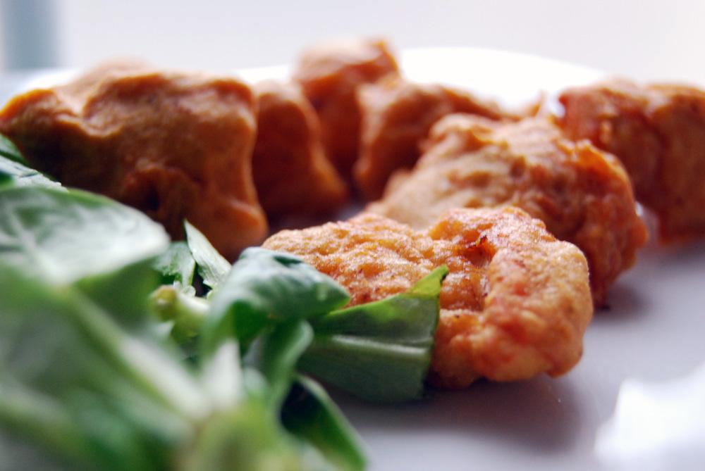 recette du poulet frit fa on kfc. Black Bedroom Furniture Sets. Home Design Ideas