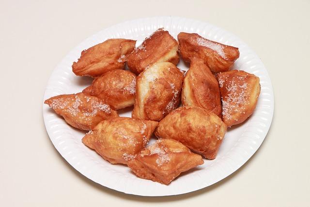Beignets les roussettes - Pate a beignet avec levure de boulanger ...