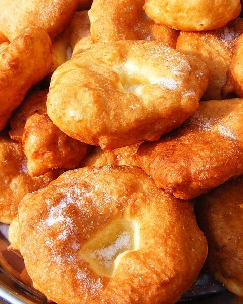 Beignets orientaux les ftayers - Pate a beignet avec levure de boulanger ...