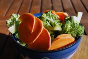 La recette de la tempura de légumes